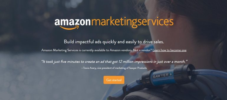 Amazon Marketing Services, cómo hacer anuncios en Amazon